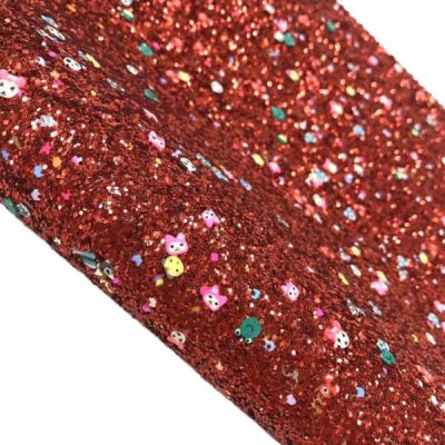 Chunky glitter,Chunky glitter fabric,Glitter for craft,Glitter leather fabric,Glitter leather for bows,Glitter leatherette for DIY